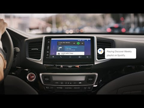Your Google Assistant on Android Auto: Get entertainment