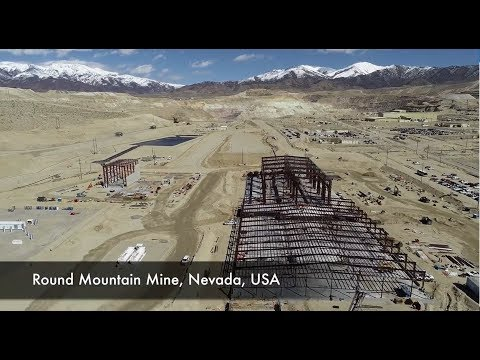 Kinross Gold Round Mountain Phase W project update – May 7, 2019