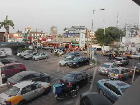Osu, Accra - Oxford Street, GhanaTourism1's broadcast
