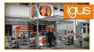 igus® roadshow - Mobile exhibition