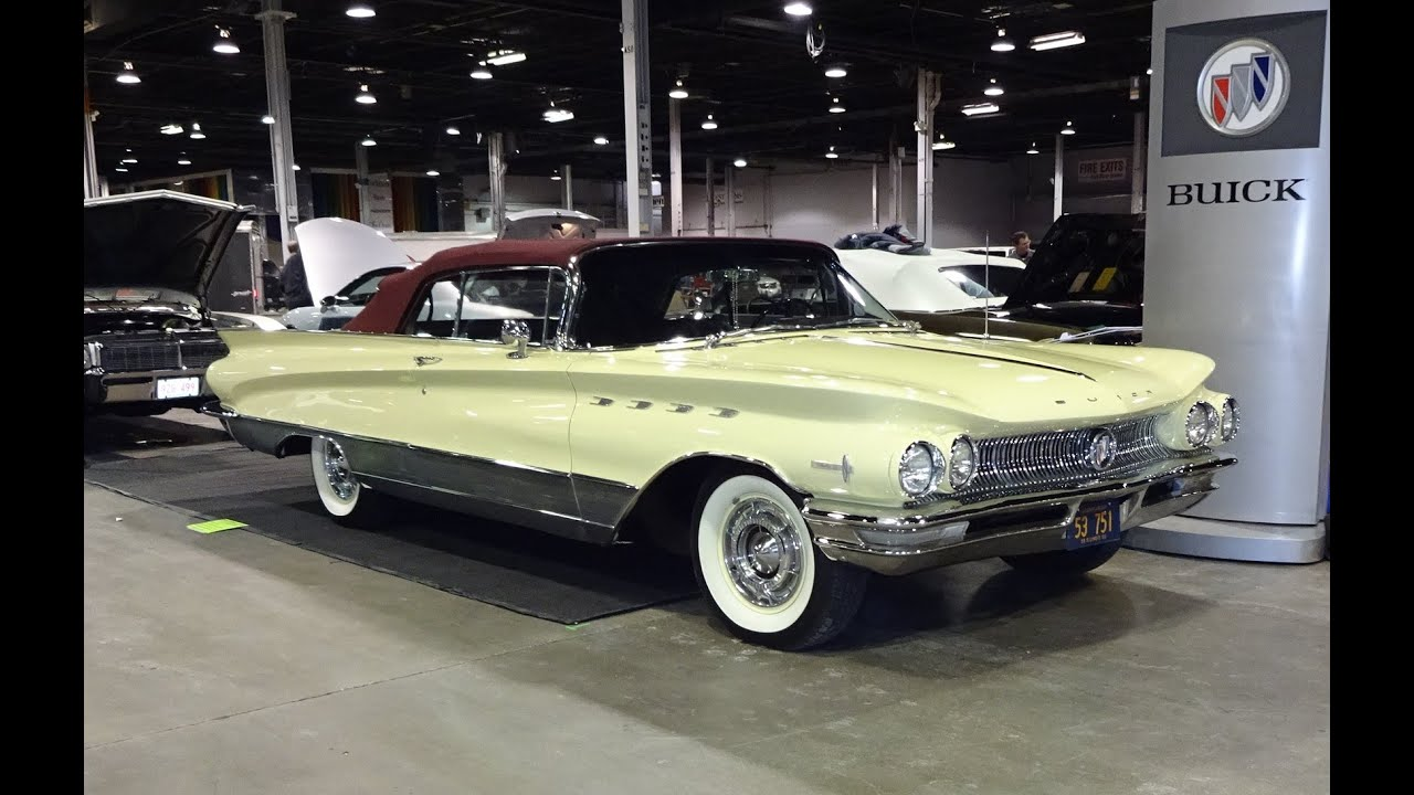 1960 Buick Electra 225 Convertible In Cream Paint Engine Start Up My Car Story With Lou Coile