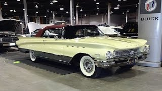 1960 Buick Electra 225 Convertible in Cream Paint & Engine Start Up My Car Story with Lou Costabile