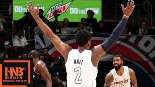 Toronto Raptors vs Washington Wizards Full Game Highlights / Game 3 / 2018 NBA Playoffs