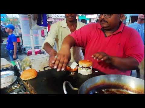 BaBa Burger at Chopati Ratlam | By RATLAMI FOODIES