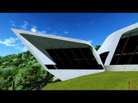 Video Presentation Housing Complex in Soengas Portugal OFFA e Decisões e Soluções Vieira do Minho