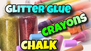 Crafts after school, fun with glue- YouTuberTwins