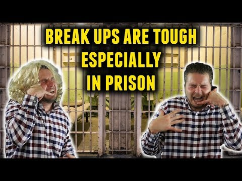 prison dating show
