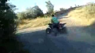 ATV QUAD KANUNI 300cc rally