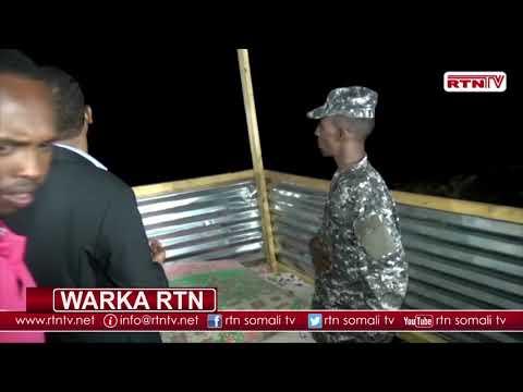 RTN TV: Maxaa u qabsoomay Thaabit Cabdi Intuu Xilka hayay