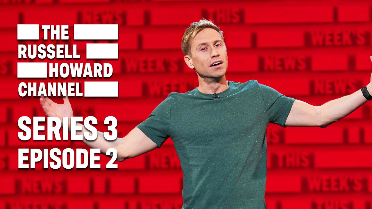 The Russell Howard Hour Series 3 Episode 2 Full Episode Youtube