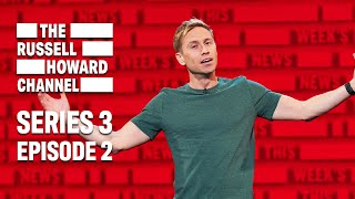 The Russell Howard Hour - Series 3 Episode 2 | Full Episode