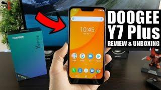 Doogee Y7 Plus REVIEW & Unboxing - Top 5 Features