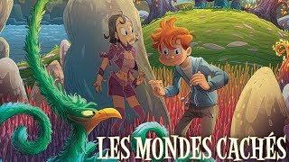 bande annonce de l'album Les Mondes cachés T.3