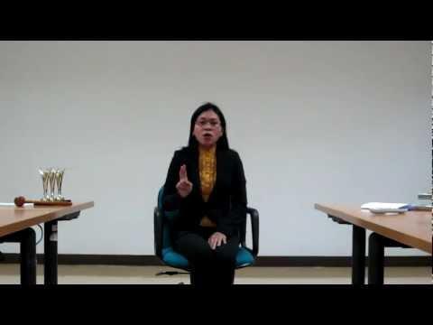 AM1 : Communicating on Video : Cahyani Gita Ambarsari, Sandoz Toastmasters Club 01488334