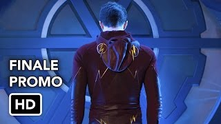 "The Flash 1x23 Trailer ""Fast Enough"" (HD)"