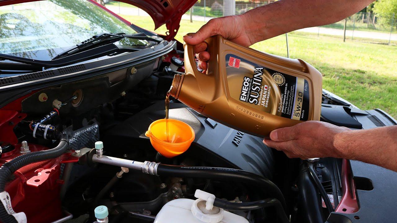 2008 Kia Sorento Fuel Filter Mitsubishi Lancer Oil And Oil Filter Change Youtube