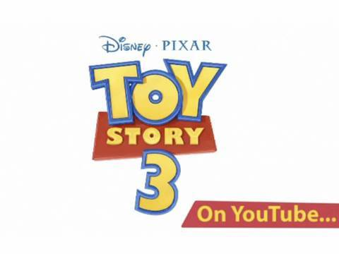 Toy Story 3 On YouTube...