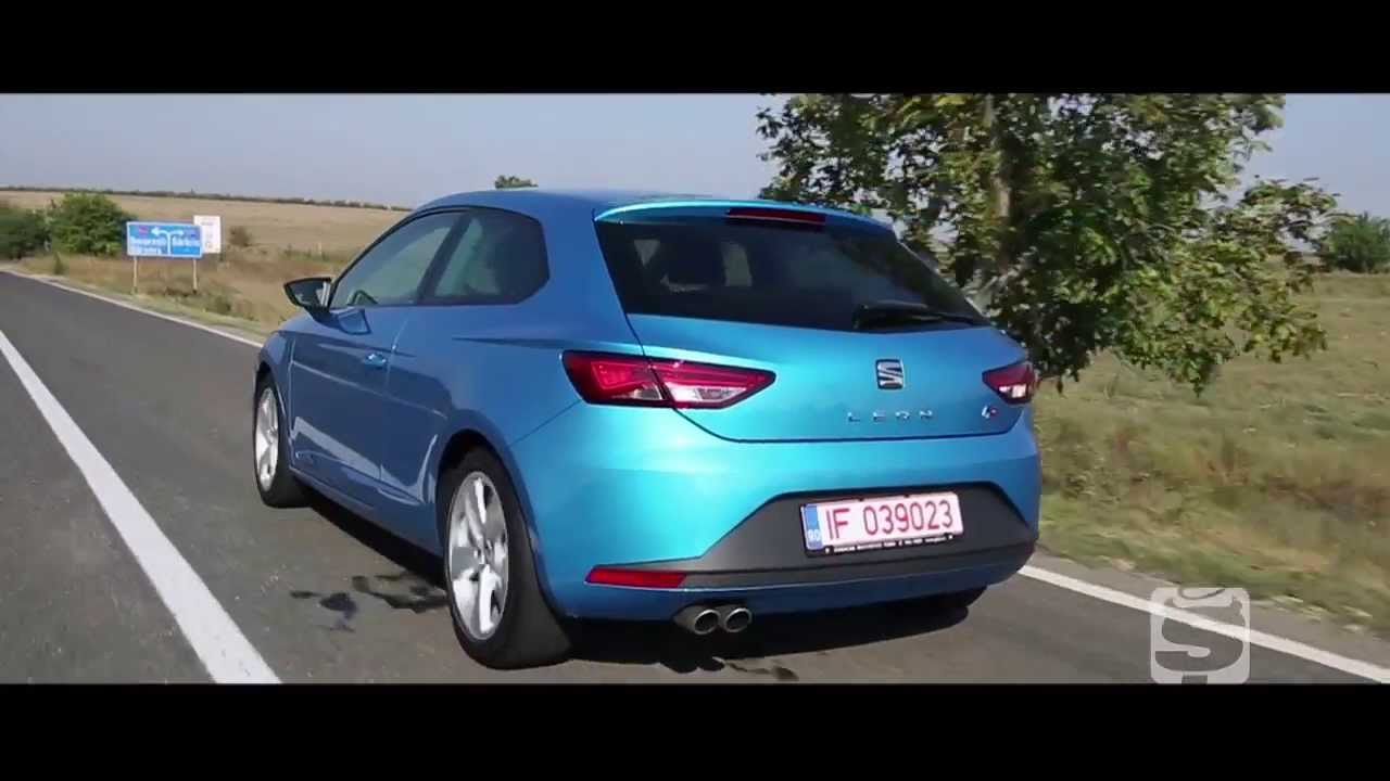 test seat leon sc fr youtube. Black Bedroom Furniture Sets. Home Design Ideas