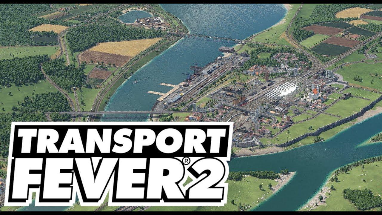 Transport Fever Deutschland Map