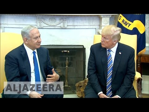 Netanyahu Meets Trump Amid Growing Probes For Both