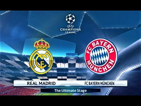 real madrid vs bayern 2019