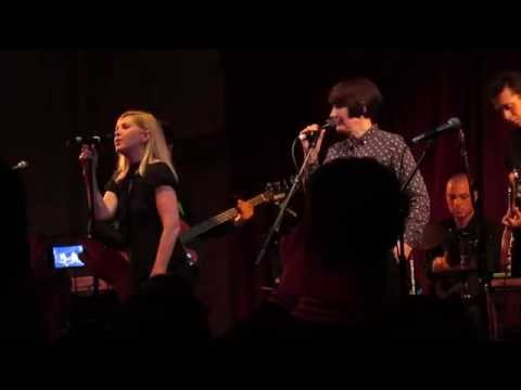 Sarah Cracknell - Ready or not. live Bush hall 17/06/15  with Debsey