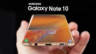 Samsung Galaxy Note 10   Officially Revealed!!