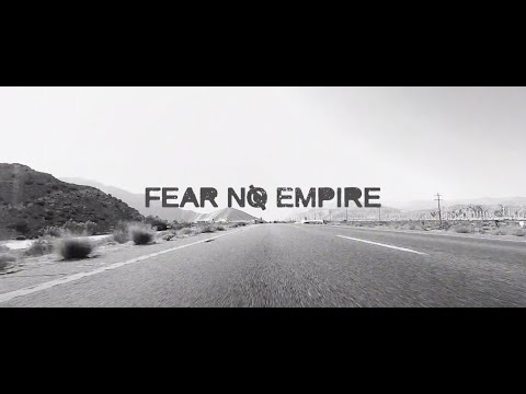 Fear No Empire - Amplifier - Official Music Video