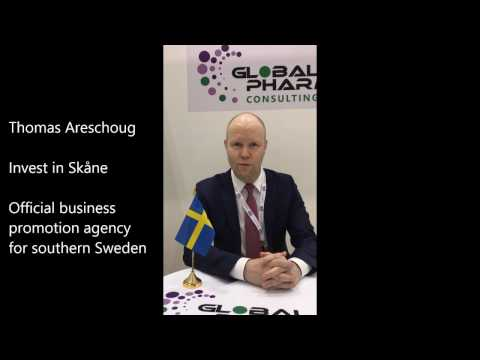 Invest in Skåne - a participant's overview of the Anglo Nordic Pavilion