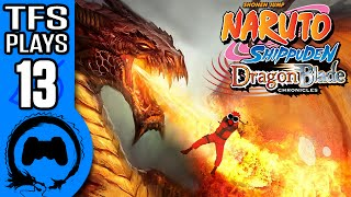 NARUTO DRAGON BLADE CHRONICLES Part 13 - TFS Plays - TFS Gaming