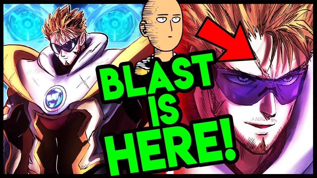 Download Blast is HERE! Saitama and Blast vs GOD-Level Threat! One Punch Man