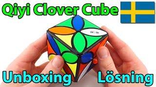 Qiyi Clover Cube - Unboxing, Recension & Lösning!