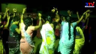 Banjara Womens Group Dance on DJ Song in Thanda Teej Festival // 3TV BANJARAA