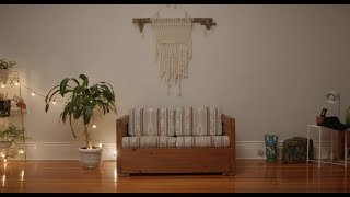 Alone - Zan & The Winter Folk (Official Music Video)