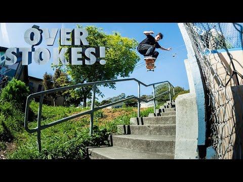 """Daan Van Der Linden's """"Holy Stokes!"""" Over Stokes"""