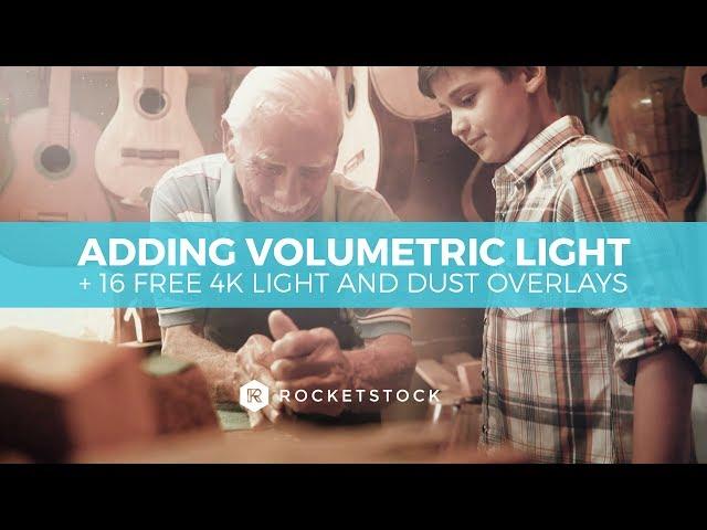 16 Free 4K Volumetric Light and Dust Overlays | 'GLJ Media Group
