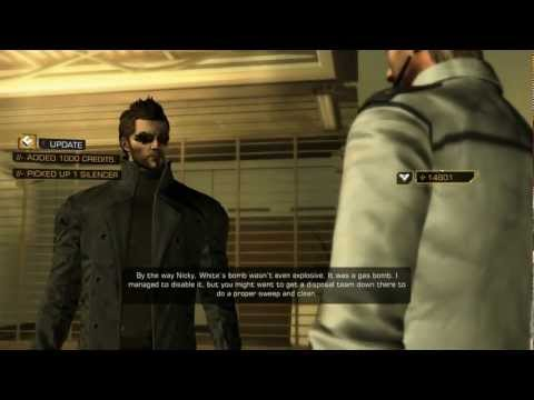 Deus Ex: Human Revolution Walkthrough Part 70 - Omega Restricted Area (1 of 2) from YouTube · Duration:  5 minutes