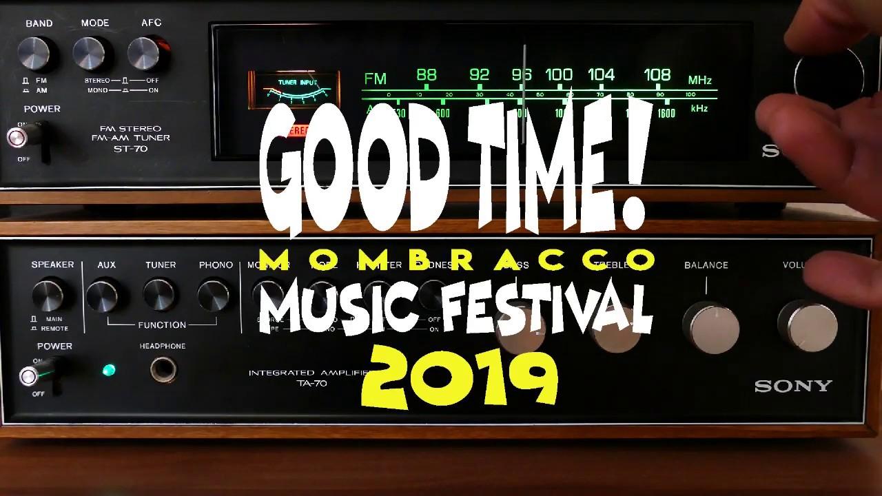 GOOD TIME! 2019 - Cosa vi siete persi???
