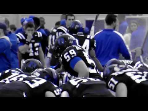 Duke Football Linebackers - Wild Dogs