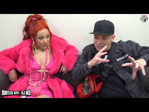 Bootleg Kev & DJ Hed - Doja Cat Will Not Let Up in This Interview at Real Street Fest