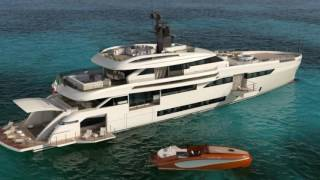 Wider 165 Superyacht