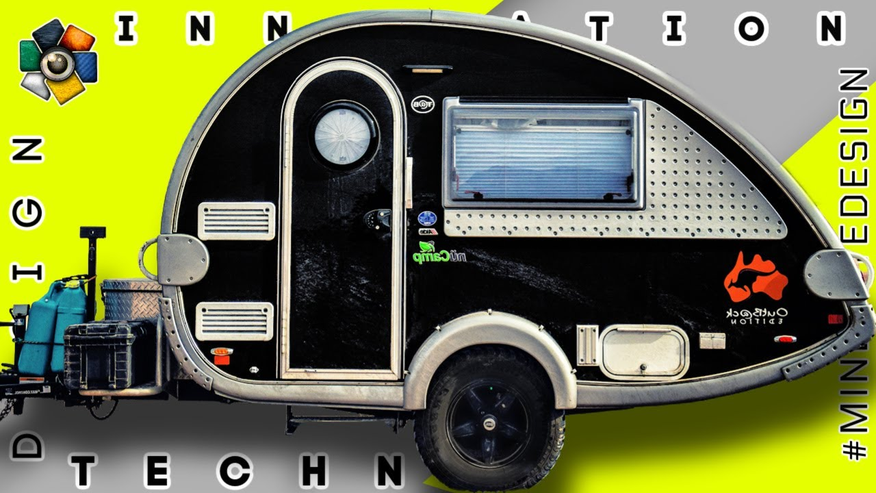 10 BEST MINI CAMPERS AND TRAVEL TRAILERS MADE IN THE USA 2021