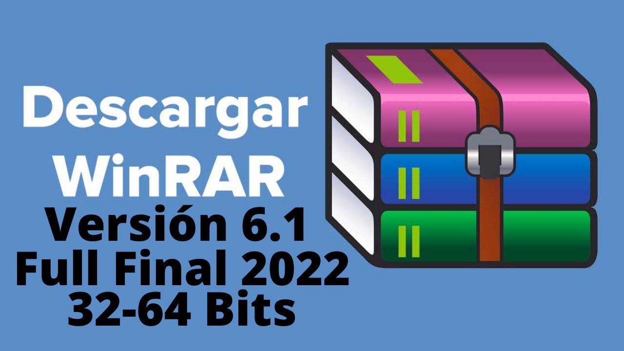 descargar winrar 64 bits full windows 10 mega