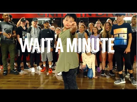 "J Blaze Feat. J. Rabon - ""Wait A Minute"" | Phil Wright Choreography | Ig: @phil_wright_"