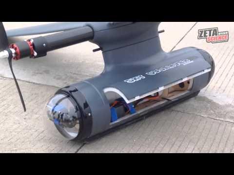 [Zeta Science]Sky Observer UAV #1