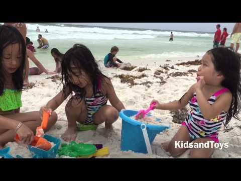 Memorial Day Weekend, Boiling Crawfish, Destin Beach Fort Walton Beach Florida Part 2