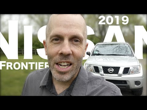 2019 Nissan Frontier - basic review