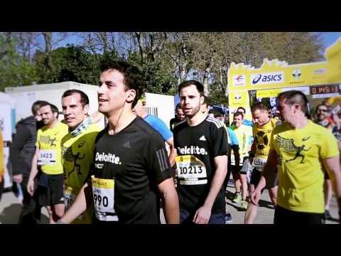 Medio Maratón Madrid 2017 - Deloitte España
