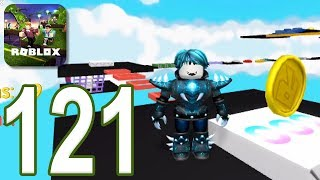 ROBLOX - Gameplay Walkthrough Part 121 - Mega Fun Obby (iOS, Android)