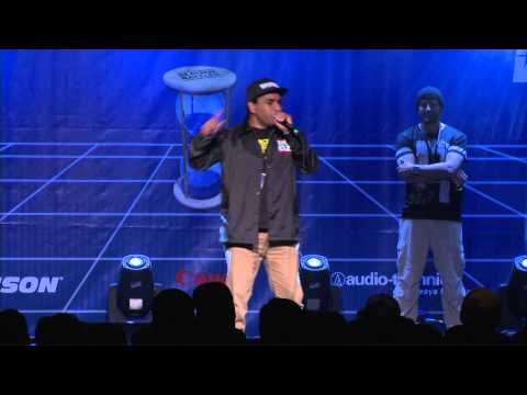 Billy BdaBx - Indonesia - 4th Beatbox Battle World Championship